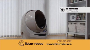 Litter-Robot III Open Air TV Spot, 'Say Hello to the Last Litter Box' - Thumbnail 9