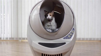 Litter-Robot III Open Air TV Spot, 'Say Hello to the Last Litter Box'