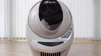 Litter-Robot III Open Air TV Spot, 'Say Hello to the Last Litter Box' - Thumbnail 4