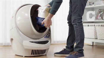 Litter-Robot III Open Air TV Spot, 'Say Hello to the Last Litter Box' - Thumbnail 7