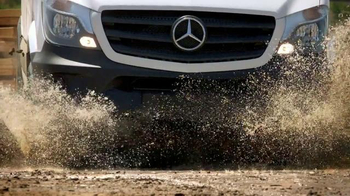 Mercedes-Benz Vans TV Spot, 'Strictly Professionals' - Thumbnail 1