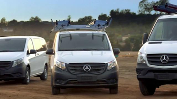 Mercedes-Benz Vans TV Spot, 'Strictly Professionals' - Thumbnail 7