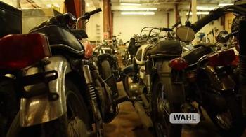 Wahl Clipper Co. TV Spot, 'Real Guys, Real Grooming: BurnUP Company' - Thumbnail 4