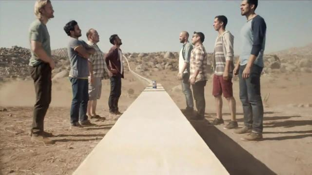 Tecate TV Commercial, 'Beer Wall'