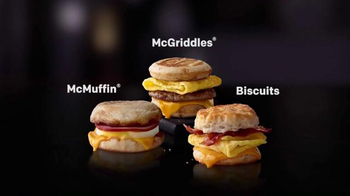 McDonald's All Day Breakfast TV Spot, 'You Deserve More' - Thumbnail 3