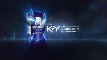 K-Y Duration Spray for Men TV Spot, 'Date Night: How to Last Longer in Bed' - Thumbnail 7