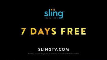 Sling TV Spot, 'Stop Paying Cable Companies Too Much for TV' Ft Danny Trejo - Thumbnail 7