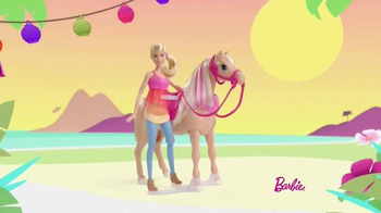 Barbie Dancin' Fun Horse TV Spot, 'Shake It Together!'
