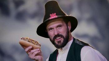 Wienerschnitzel Bratwurst TV Spot, 'Brats!'