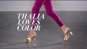 Macy's TV Spot, 'Thalía Loves' con Thalía Sodi - Thumbnail 2