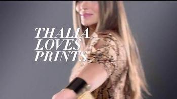 Macy's TV Spot, 'Thalía Loves' con Thalía Sodi - Thumbnail 7