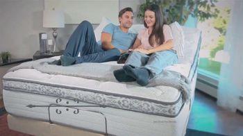 Sleepy's One Day Mattress Sale TV Spot, 'Laura Ashley Boxspring'