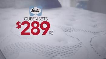 Sleepy's One Day Mattress Sale TV Spot, 'Laura Ashley Boxspring' - Thumbnail 2