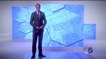 The More You Know TV Spot, 'Community' Featuring Lester Holt - Thumbnail 1
