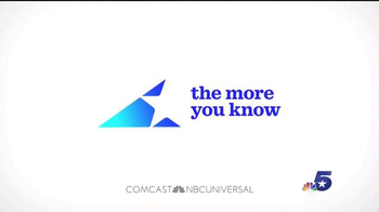 The More You Know TV Spot, 'Community' Featuring Lester Holt - Thumbnail 4