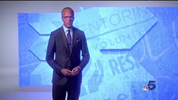 The More You Know TV Spot, \'Community\' Featuring Lester Holt