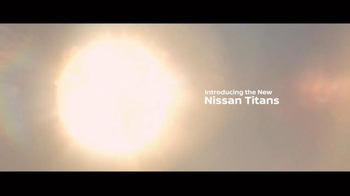 2017 Nissan Titan TV Spot, 'Day Shift: Cash Back' - Thumbnail 1