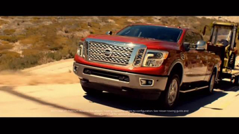 2017 Nissan Titan TV Spot, 'Day Shift: Cash Back' - Thumbnail 5