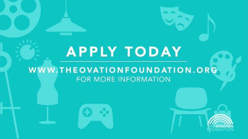 The Ovation Foundation TV Spot, 'Five Innovation Grant Awards' - Thumbnail 8