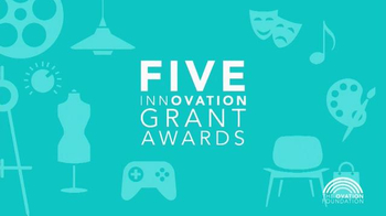 The Ovation Foundation TV Spot, 'Five Innovation Grant Awards' - Thumbnail 5
