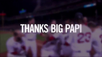 Major League Baseball TV Spot, 'Thanks Big Papi' Song by Rita Ora - 27 commercial airings
