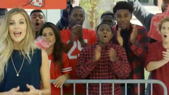 Pizza Hut TV Spot, 'ESPN: I'm a Fan Too' Featuring Samantha Ponder - Thumbnail 1