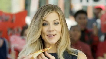 Pizza Hut TV Spot, 'ESPN: I'm a Fan Too' Featuring Samantha Ponder