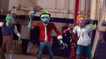 Nerf Zombie Strike Brainsaw TV Spot, 'Combinations'