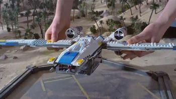 LEGO Star Wars Rogue One TV Spot, 'Soar Into Battle'