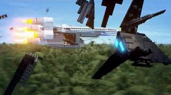 LEGO Star Wars Rogue One TV Spot, 'Soar Into Battle' - Thumbnail 5