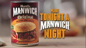 Hunt's Manwich TV Spot, 'Manwich on the Menu' - Thumbnail 7