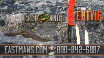 Eastmans' Hunting Journals TV Spot, 'Outdoor Edge Knife' - Thumbnail 3