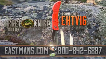 Eastmans' Hunting Journals TV Spot, 'Outdoor Edge Knife' - Thumbnail 4