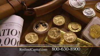 Rosland Capital TV Spot, '$19 Trillion in Debt' Featuring William Devane