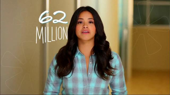 Girl Rising TV Spot, 'The CW: 62 Million Girls' Featuring Gina Rodriguez - Thumbnail 1