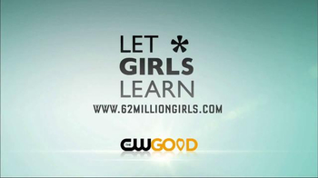 Girl Rising TV Spot, 'The CW: 62 Million Girls' Featuring Gina Rodriguez - Thumbnail 7
