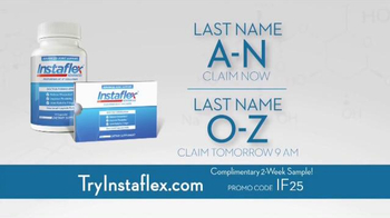 Instaflex Advanced TV Spot, 'Complimentary'