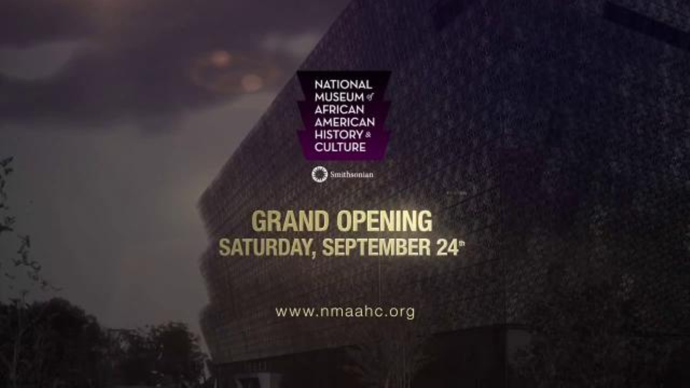 Smithsonian TV Commercial, 'Museum of African American History & Culture'