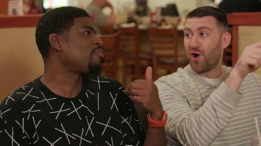 Denny's Buttermilk Pancakes TV Commercial, 'truTV: Four Comedians in a Diner'