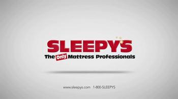 Sleepy's One Day Mattress Sale TV Spot, 'Gel Queen Sets' - Thumbnail 8