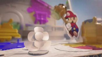 Paper Mario: Color Splash TV Spot, 'Paint the Town' - Thumbnail 2