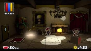 Paper Mario: Color Splash TV Spot, 'Paint the Town' - Thumbnail 4