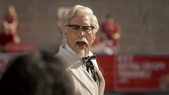KFC $20 Fill Up TV Spot, 'Speech' Featuring Rob Riggle - Thumbnail 4