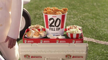 KFC $20 Fill Up TV Spot, 'Injury' Featuring Rob Riggle - Thumbnail 6