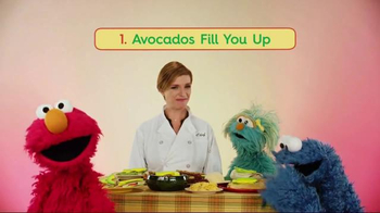 Avocados From Mexico TV Spot, 'Sesame Street: A is for Avocado' - Thumbnail 3