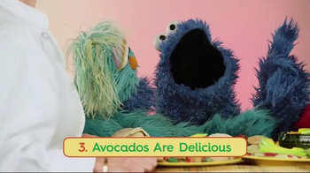 Avocados From Mexico TV Spot, 'Sesame Street: A is for Avocado' - Thumbnail 7