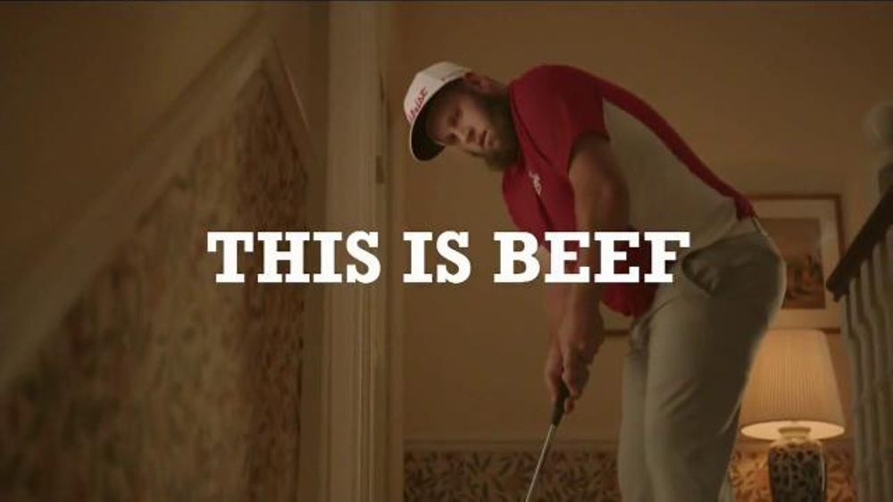 Arby's TV Commercial, 'We Have the Beef: Staircase'