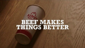 Arby's TV Spot, 'We Have the Beef: Staircase' - Thumbnail 6