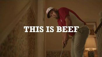 Arby's TV Spot, 'We Have the Beef: Staircase' - 4 commercial airings