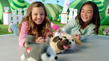 Chubby Puppies Bumbling Puppies TV Spot, 'Wiggles and Giggles!' - 283 commercial airings